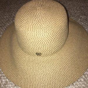 Eric Javits New York Accessories - Eric Javits Headwear Hat - Bella - Natural  UPF 50 829332eca928
